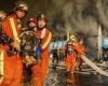 В Китае на рынке заживо сгорели 16 человек