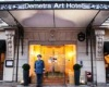 Деметра Арт Отель - удобное расположение в центре Санкт-Петербурга
