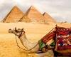 Где теплее в Египте больше всего?