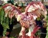 В Мексике состоялся традиционный фестиваль овощных скульптур