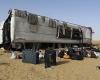 В Египте перевернулся туристический автобус, ранены 42 человека
