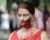 На Стокгольм напали  зомби