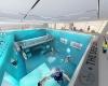 В Италии построен самый глубокий в мире бассейн