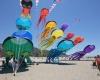 Фестиваль воздушных змеев в Валенсии