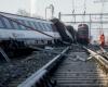 На севере Швейцарии столкнулись два поезда