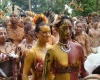 Карнавал Тапати на острове Пасхи