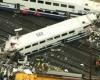 Крушение поезда в Калифорнии: есть жертвы