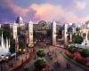 Новый грандиозный парк развлечений в Великобритании