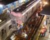 В результате железнодорожной аварии в Бразилии пострадали 158 человек