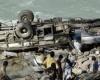 В Индии перевернулся автобус с российскими туристами: есть погибшие