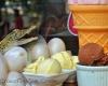 В Филиппинах продают крокодиловое мороженое