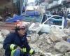 Сильное землетрясение в Никарагуа