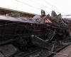 Жертвами крушения поезда в Конго стали более 50 человек