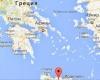 У берегов Крита затонуло судно с российскими моряками