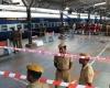 Два взрыва прогремело на оживленной станции Индии
