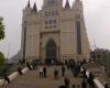 В Китае снесли церковь