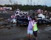 Число жертв  торнадо, обрушившихся на США, выросло до 18 человек