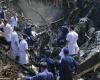 Крушение правительственного самолета в Лаосе: погибло 16 человек