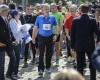 Король Бельгии участвовал в 20-километровом забеге