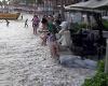 На Гавайях ожидается наводнение