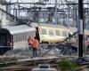 Столкновение пассажирских поездов во Франции