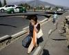 Сильное землетрясение магнитудой 6,8 произошло недалеко от Фукусимы