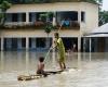 Почти 59000 боливийских семей пострадали в результате сильных дождей