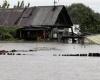 Наводнения на севере Китая привели к многочисленным жертвам