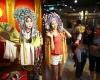Новый музей восковых фигур открывается в Китае