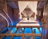 Удивительный отель с подводной панорамой
