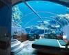 Номер в первом в мире подводном отеле стоит 800$ в сутки