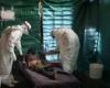 В Африке растет число заболевших лихорадкой Эбола