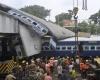 Более 40 человек погибли в результате крушения поезда в Индии