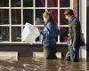 В Великобритании увеличилось число наводнений