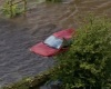 Движение поездов в Великобритании нарушено из-за сильных ливневых дождей