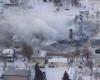 В Канаде сгорел дом престарелых