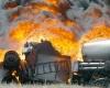 В аварии с бензовозом в Нигерии погибли около 15 человек