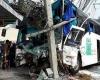 Пятнадцать российских туристов пострадало в аварии в Таиланде