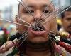 Тайпусам – шокирующий фестиваль йоги, соберет 1,5 миллиона паломников и туристов