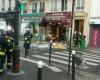 Взрыв на шоколадной фабрике в Париже