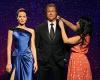 Новые фигуры Анджелины Джоли и Брэда Питта  в музее мадам Тюссо