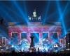 Сто тысяч туристов встретят Новый год в Берлине