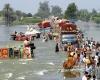 Провинции Таиланда затоплены из-за непрерывных дождей