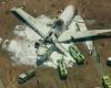 16 пассажиров госпитализированы, а 3 тяжело ранены в результате падения самолета в Борнео