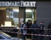 В Париже ограблен ювелирный магазин на сумму в 800000 евро