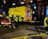 Почти сто человек пострадало от обрушения  крыши лондонского театра