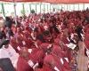 Более тысячи пар в Нигерии одновременно связали себя узами брака