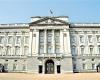 В Букингемском  дворце арестован  злоумышленник  с ножом