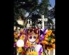 День Мертвых в Мексике – праздничный фестиваль