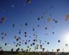 Попытка пересечь Атлантический океан на воздушных  шарах